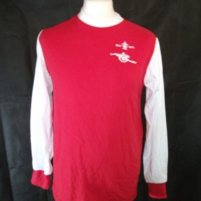 Replica Arsenal 1972 FA Cup Final shirt Retro1